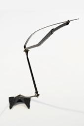 steel, brass - 190 x 20 x 40 cm